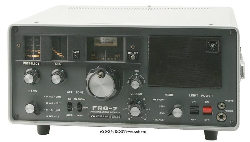 Yaesu FRG-7