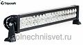 LED люстра-фара 120W диоды Cree