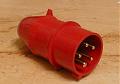 Силовая кабельная электровилка СЕЕ, 16А