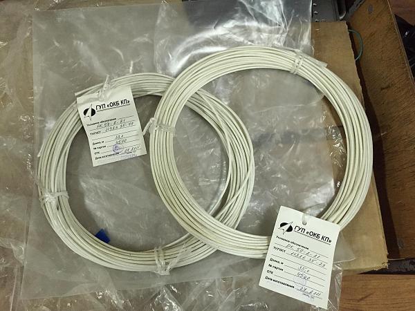 Продам Кабель из фторопласта РК50-4-21, РК50-2-21, РК75-4-22, 50-7-21 и др Кабель серебро