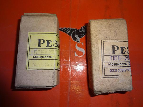 Продам Резистор ППБ-25Е