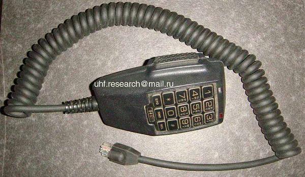 Продам Микрофон с DTMF набором для Motorola GM300