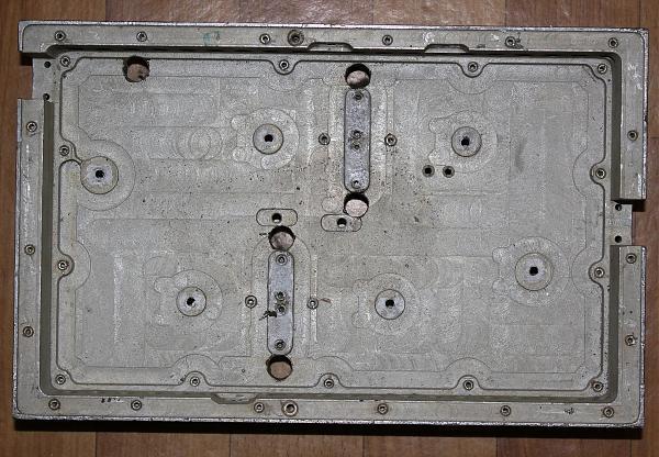 Продам Радиатор алюминиевый