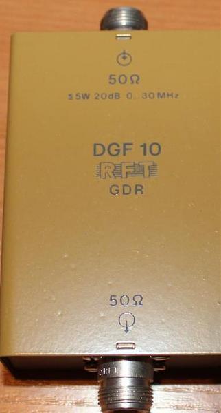 Продам Аттенюатор DGF 10