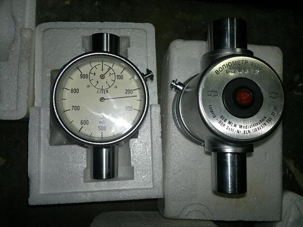 Продам Волюметр 45084 новый ГДР