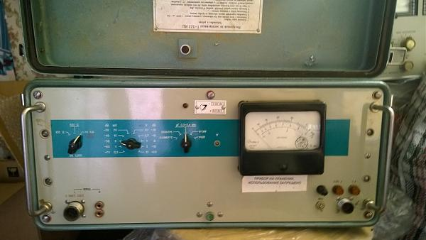 Продам Измеритель шума.  П-323 ИШ