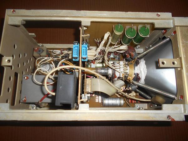 Продам Х1-54, Х1-55, Х1-56 индикаторный блок ЭЛТ