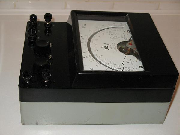 Продам Вольтметр с измерением угла