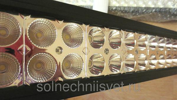Продам LED люстра-фара 120W диоды Cree