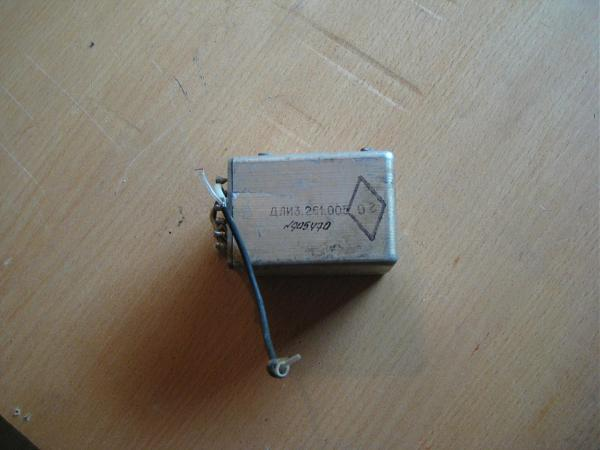Продам Блок кварца ДЛИ3.261.005 частотомера Ч3-63