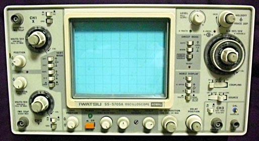 Продам Осциллограф IWATSU SS-5705A