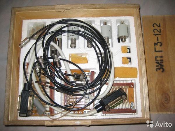 Продам ЗИП генератора Г3-122