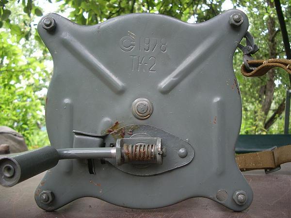 Продам Армейская катушка ТК-2