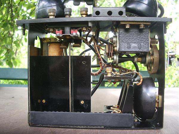 Продам Армейский полевой телефон ИАА-44