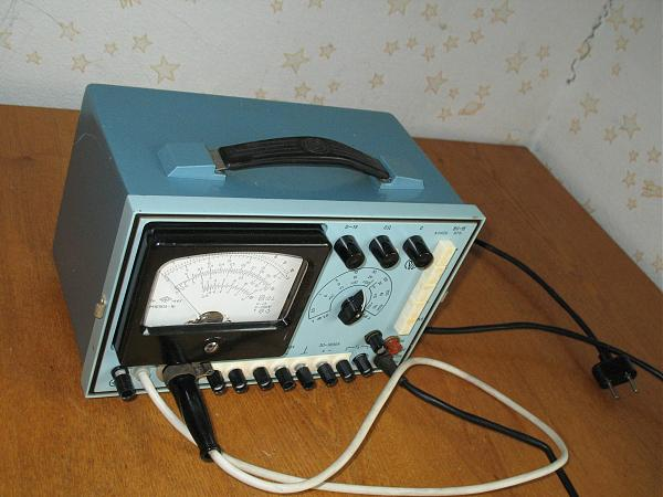 Продам Вольтметр ВУ-15