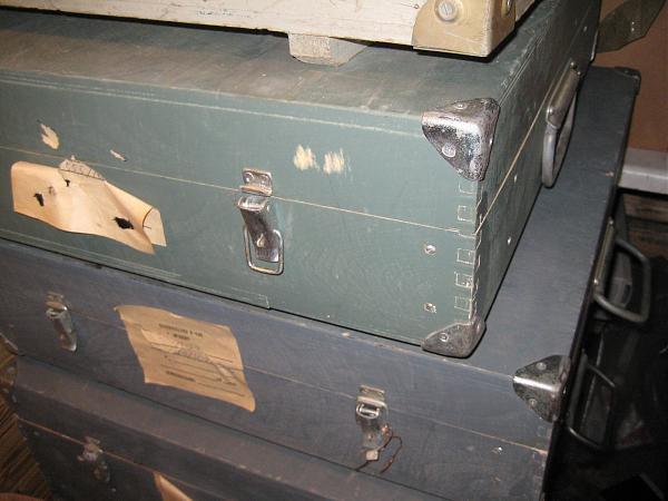 Продам Упаковочные ящики измерительных приборов