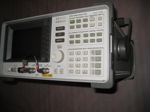 Продам Анализатор спектра Hewlett Packard