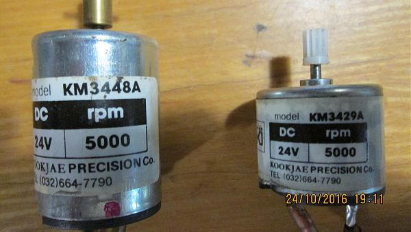 Продам Электродвигатели  КМ 3429А, КМ 3448А