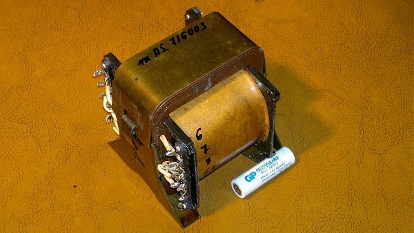 Продам Трансформатор анодно-сеточный 300 вт.