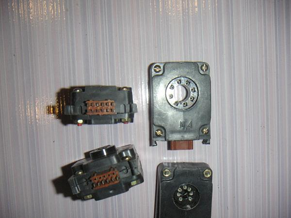 Продам переходники для радиоламп