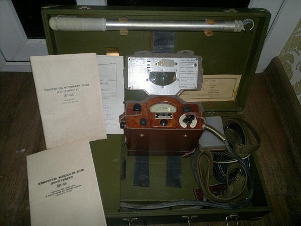 Продам Дозиметр ДП-5Б