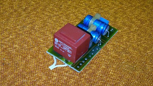 Продам Трансформатор мини 220/19 в.100 мА