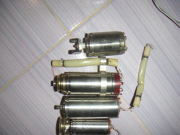 Продам электромоторчики сельсин