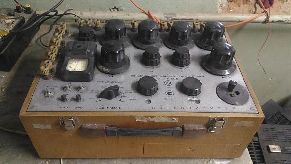Продам универсальный измерительный прибор УПИП-60М