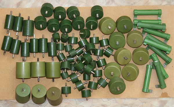 Продам Высоковольтные конденсаторы К 15-4 .