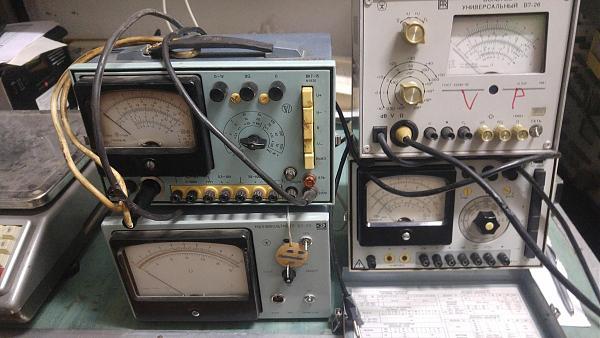 Продам Вольтметры переменного тока ВЧ