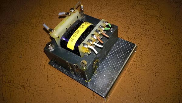 Продам Трансформатор 220в/5 вт.
