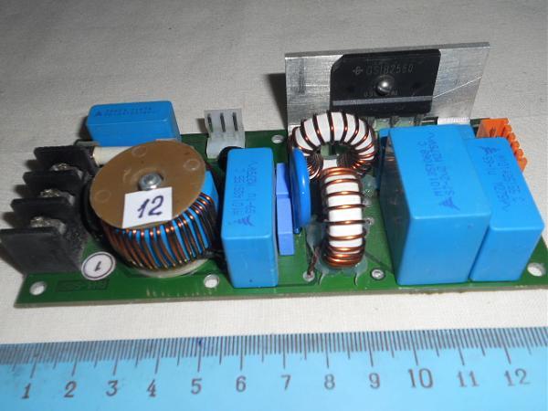 Продам Платы DC-DC преобразователя 1,5кВт