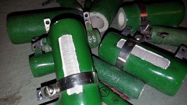 Продам Резисторы типа ПЭВ-25