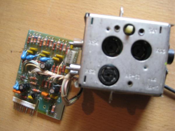 Продам Антенный блок телевизора Электроника 421