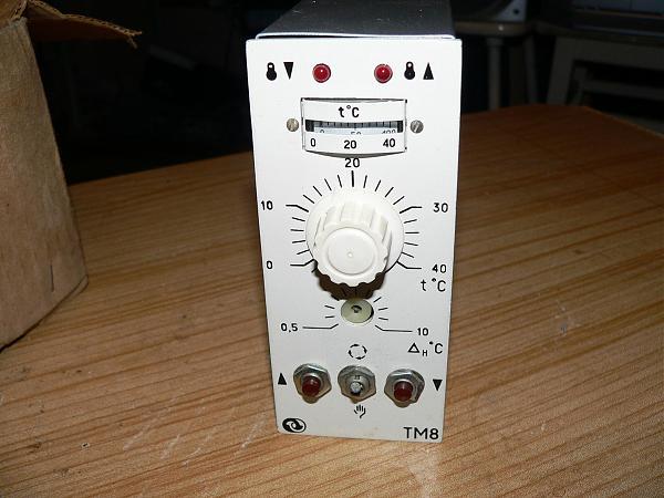 Продам Регулятор температуры ТМ-8