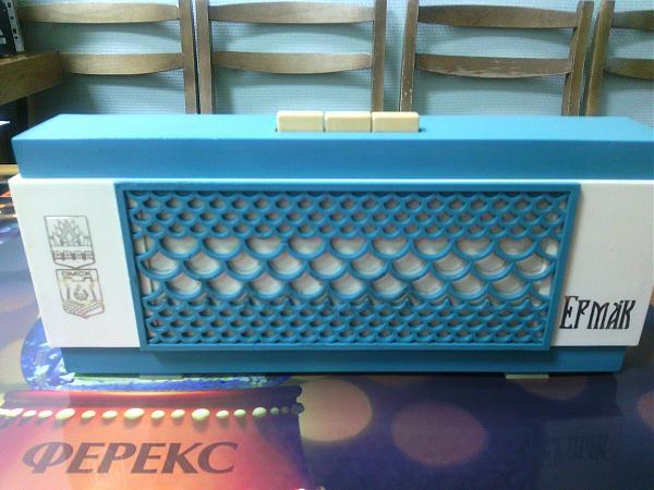 """Продам Радио сувенир """"Ермак"""" Омск"""