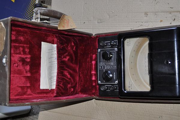 Продам Вольтмиллиамперметр типа м193