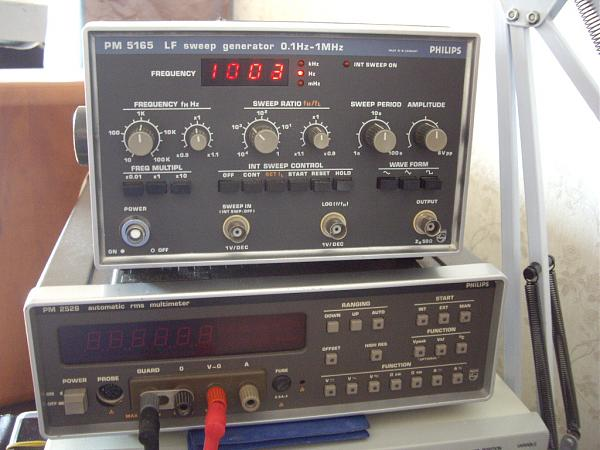 "Продам Генератор ""PHILIPS-PM-5165"""
