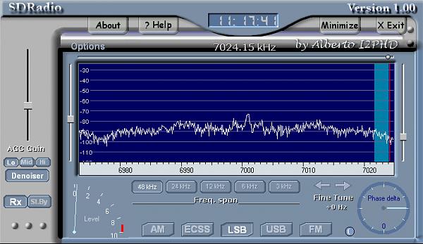 Продам ZеtaSDR-M SDR приемник