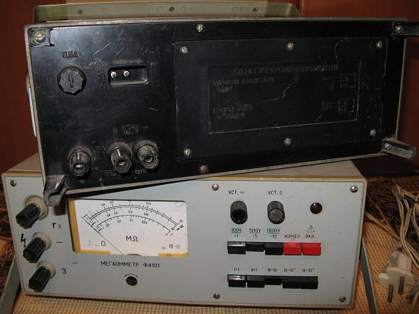 Продам КиП : Ф4101 , ф4355 , Ф433/3 , Ф5129-част.хрономет