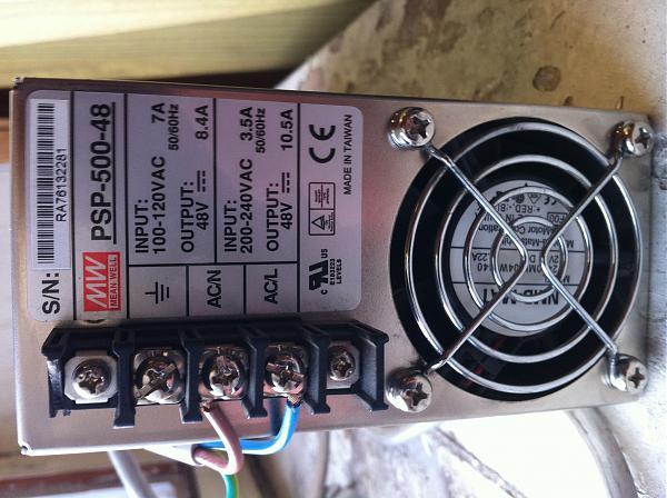 Продам Блок питания PSP-500-48