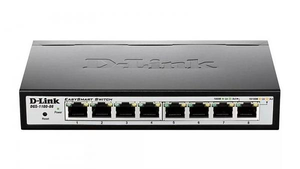 Продам D-Link коммутатор DGS-1100-08