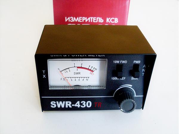 Продам КСВ-метр 1,8 - 30 МГц