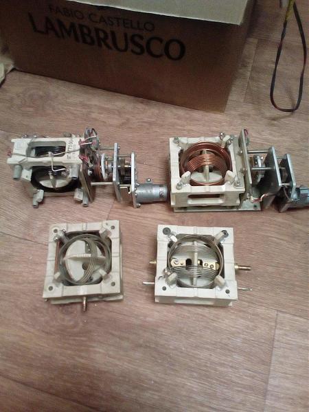 Продам вариометры от УМ Р-130