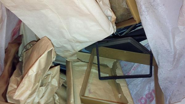 Продам Экранные рамки, тубусы для осциллографов