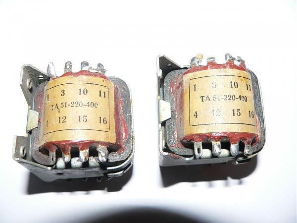 Продам Трансформаторы на 400 Гц