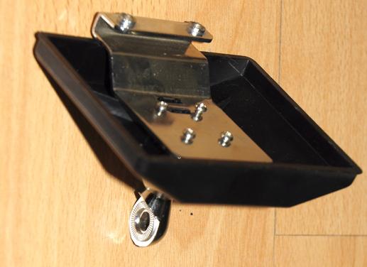 Продам крепление на капот-бампер для антенны