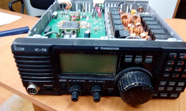 Куплю трансивер IC-78