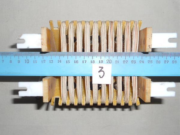 Продам Мощная катушка инд.207мкГн(ЛЭПШД-500*0,05мм)
