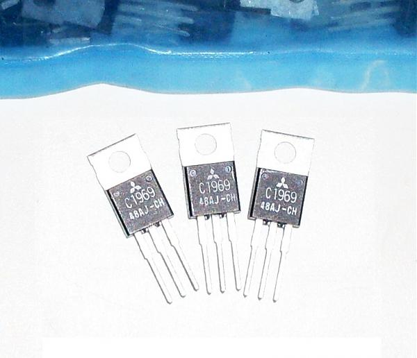Продам Транзисторы 2SC1969 оригинальные